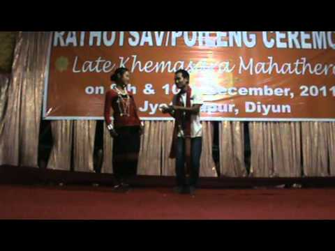 Chakma Song Gari Thana Ceremony 2011 Diyun video