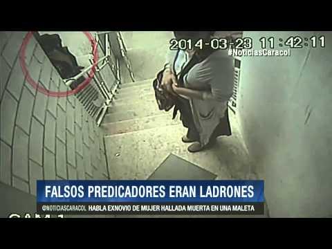 Estas mujeres se hacen pasar por testigos de Jehová para robar viviendas 29 de Marzo de 2014