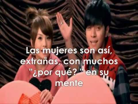 In Your Eyes - Rainie Yang Ft. Show Luo (español) video