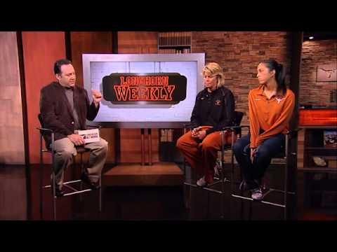 Blaire Luna and Connie Clark visit Longhorn Weekly [May 21, 2013]