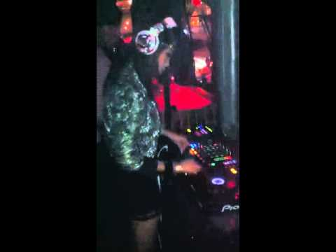 Hot DJ Female from Bangkok Sexy DJ Honey G