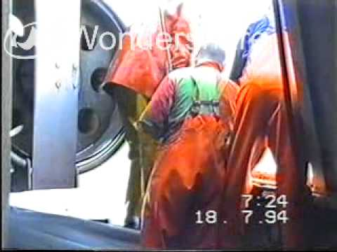Cornish Tuna Fishing 1994