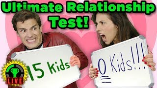ULTIMATE RELATIONSHIP GOALS! | The Newlywed Relationship Challenge