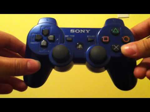 Fix broken PS3 controller