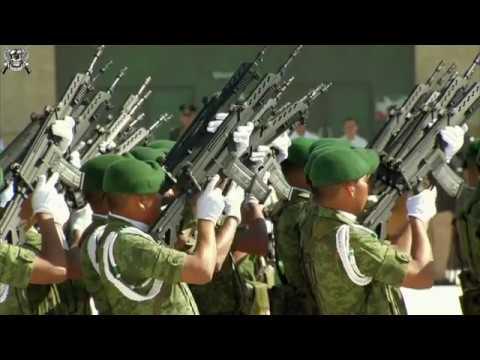 Inauguración de la 11/a. Brigada de Policía Militar