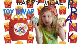 überraschung happy meal