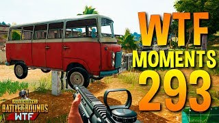 PUBG Daily Funny WTF Moments Highlights Ep 293