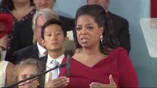 Oprah's FULL Harvard Commencement Speech - Class of 2013: It Was More Than OKAY; It Was GREAT!