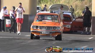 RSK13B MAZSPORT RACING RX3 13B TURBO 8.88 @ 149 MPH SYDNEY DRAGWAY 25.10.2014