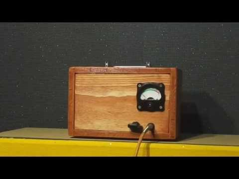 DIY Guitar amp (12ax7 el84) DEMO