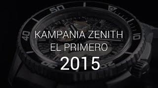 Zenith El Primero Stratos Spindrift Racing