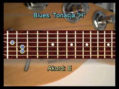 Jak Zagrać, Gitara Lekcja, Improwizacja, Blues