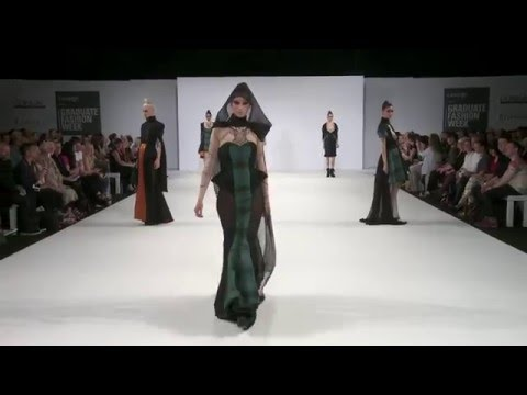 Graduate Fashion Week 2013 -- Liverpool John Moores University