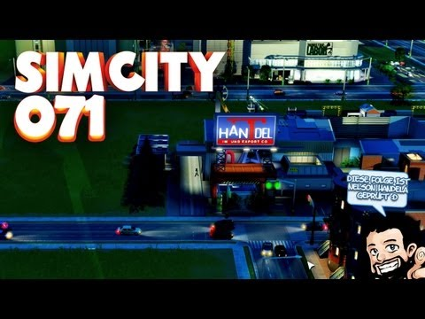 SIM CITY [HD+] #071 - Handel im Wandel