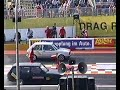 Drag Racing 2000 - Public Race I Final - NitrOlympX Hockenheim