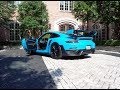 Ride in a 2018 Porsche 911 GT2 RS in Blue ? Why not! on My Car Story with Lou Costabile