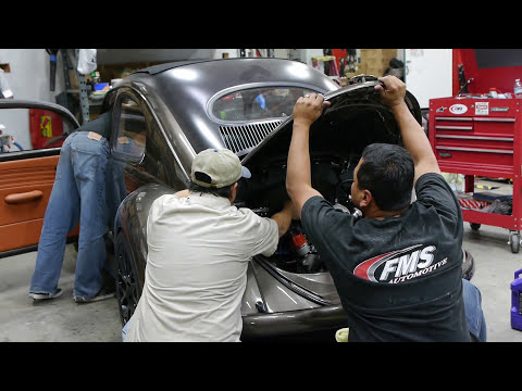 The Making of the FMS Automotive Classic Beetle