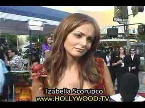 Izabella Scorupco - How to make it in Hollywood