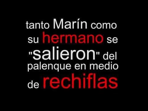 Mario Marín abucheado en palenque de Tlaxcala.