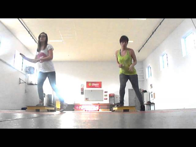 Zumba Step  Teach Me Bakermat