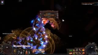 [Path of Exile] УУУУ (RIP 83 Molten strike) BHC