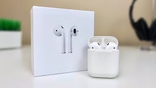Aire 2 Wireless Headphones: Unboxing & Review [Knockoff AirPods With H1 Chip]