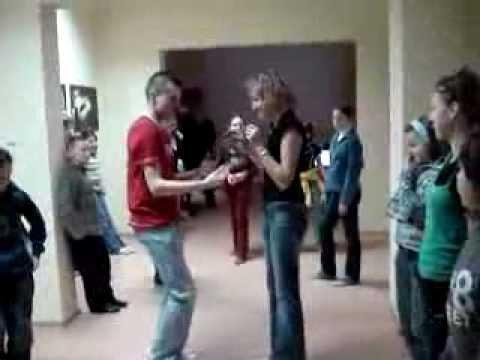 Kurs Tańca W Domu Młodzieżowym 2007-2008