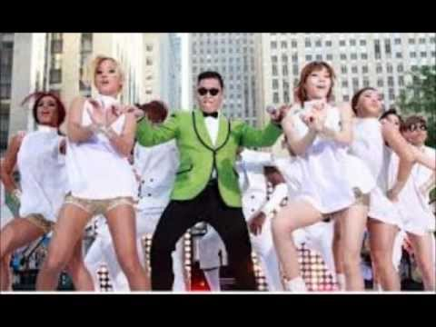 Gangnam Ilocano Style video