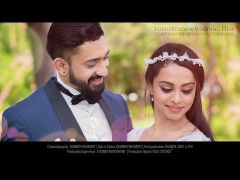 Anjali justin wedding
