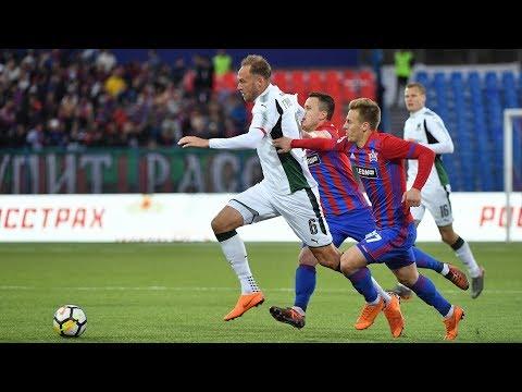 Видеообзор матча «СКА-Хабаровск» – «Краснодар»
