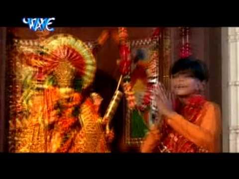 bhojpuri bhakti song-   chhote chhote paon hamar kaise aayin...