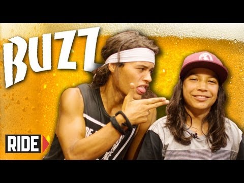 David Gonzalez & Louie Lopez: Possessed To Skate, Urine, Nudity! Weekend Buzz ep. 31