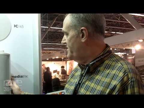 ISE 2015: Audica Introduces the mediatrac Loudspeaker