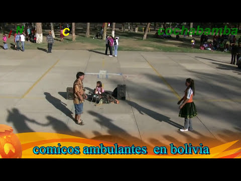 comicos ambulantes en cochabamba bolivia