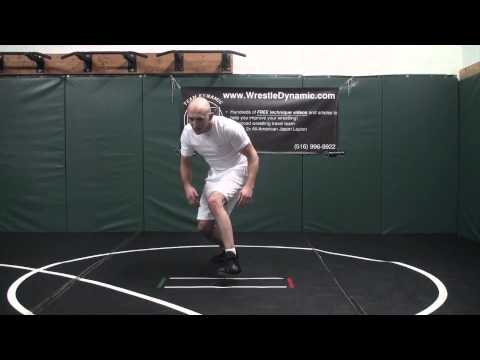 Learn Wrestling - Footwork basics (DAILY DRILL) Image 1