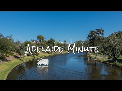 Adelaide in a Minute
