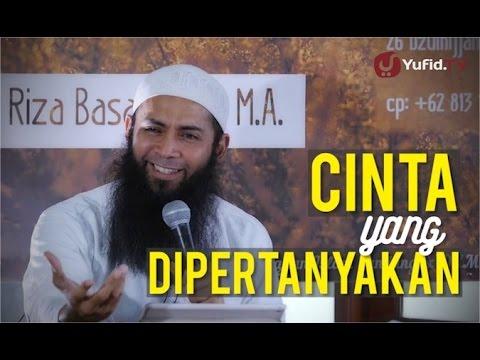 Pengajian Islam - Cinta Nabi Yang Dipertanyakan (Sesi 1) - Ustadz Dr. Syafiq Basalamah