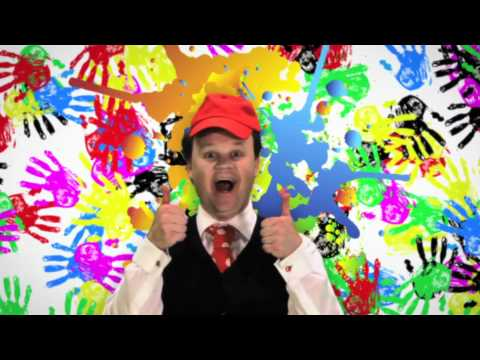 Justin Fletcher - Hands Up...The Single [OFFICIAL VIDEO]