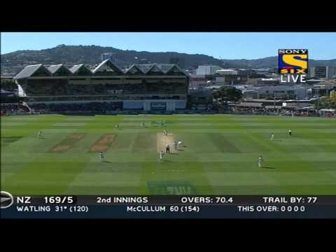 New Zealand 2nd Innings | Boundries | India vs New Zealand | Day 2 & 3 | 2nd Test | 2014
