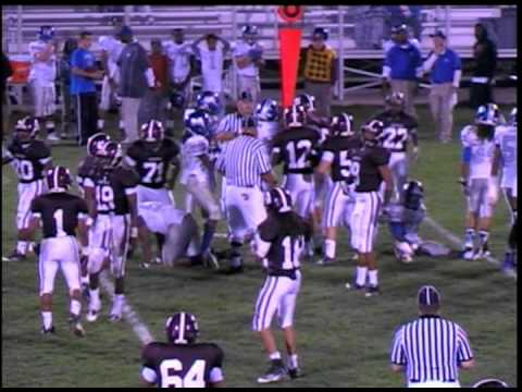 Danville vs. Decatur MacArthur High School Football Highlights