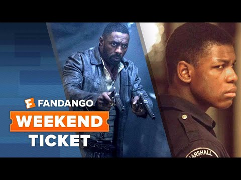 Weekend Ticket - The Dark Tower, Detroit, Kidnap