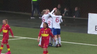 FSF Varpi: LIVE Montenegro - Faroe Islands FIFA Womens World Cup, Preliminary Round