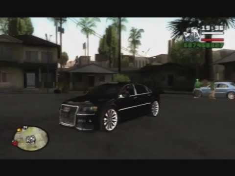 GTA San Andreas - SRT3 v1.7+ENB settings+DirectX mod v1.1 [For Slow PC]