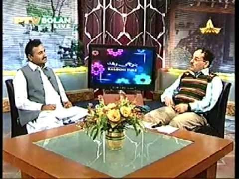 PTV Bolan Ghulam Farooq Shahwani.part 2