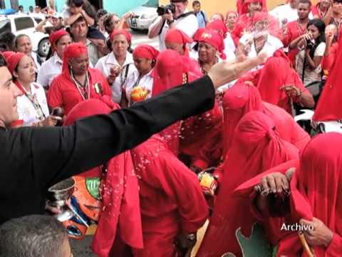 Conozca la tradición de los Diablos Danzantes de Yare