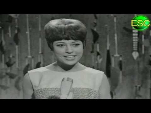 ESC 1966 03 - Belgium - Tonia - Un Peu De Poivre, Un Peu De Sel