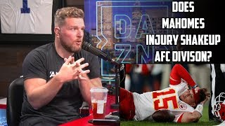 Does Pat Mahomes Injury Shakeup The AFC?