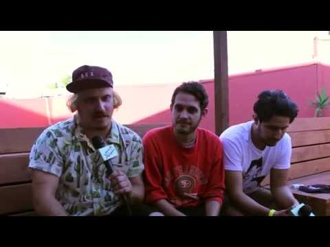 B-Sides On-Air: Interview - together PANGEA Talk Kissing, Touring, Badillac