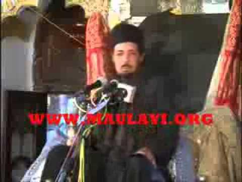 Karachi sae message LUKHNAU k nam on muqbra meer anes afsoos hakomate India by allama zameer akhtar naqvi