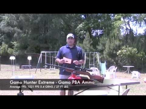 Gamo Hunter Extreme 177 - Worth $500..? You tell me....